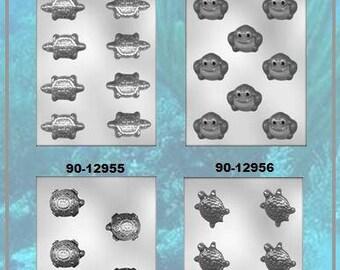 Aquatic Animals & Creatures Chocolate Molds (K)