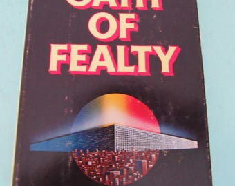 Oath of Fealty by Larry Niven & Jerry Pournelle 1981 Free Shipping