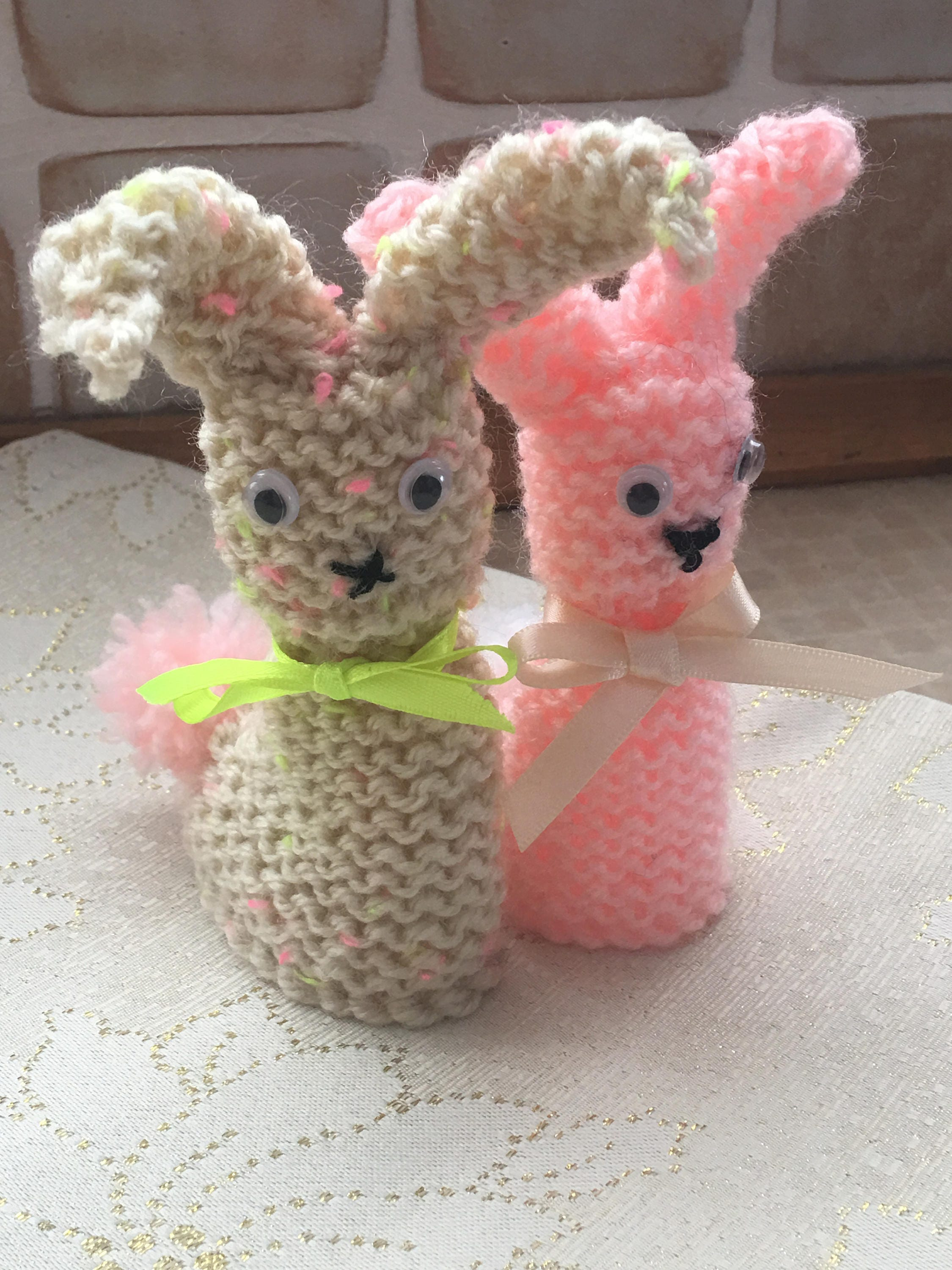 Easter bunny chocolate creme egg cover egg cosy instant PDF double ...