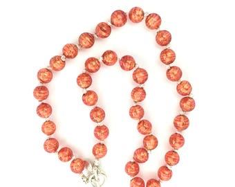 Murano Glass Necklace Venetian Jewelry