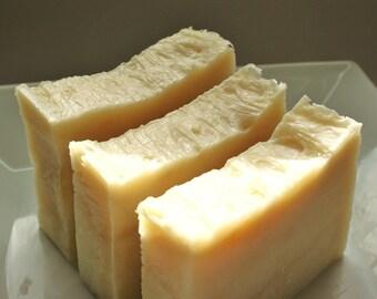 Lemongrass Olive Oil Soap Bar