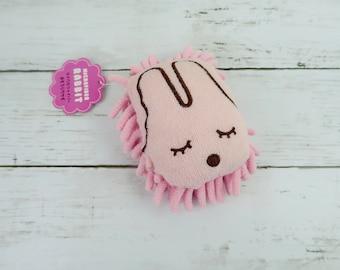 Microfiber Bunny Sponge | Bath & Beauty
