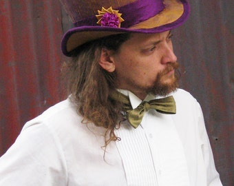 Custom Top Hats---From Traditional to Circus Punk