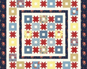 Mary Louise PDF Quilt Pattern