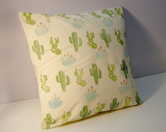 Cacti Pillow Cover