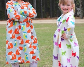 Ferns Dress/ Cover up