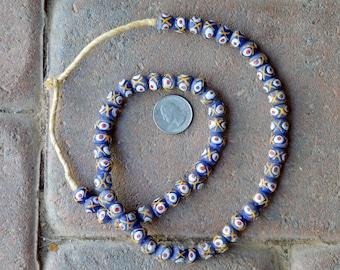 Krobo Beads 11mm