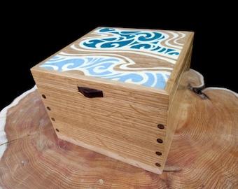River Jewellery Box