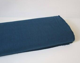 Blue linen - 50cm