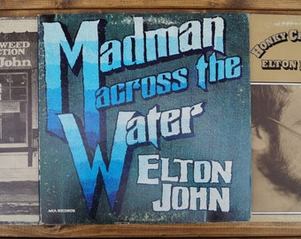 Elton John- Set of 3 - (1970|1972|1973) - Vinyl Album