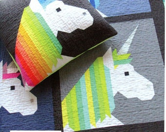 Lloyd Amp Lola Quilt Pattern By Elizabeth Hartman Paper Pattern