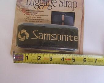 Samsonite Baggage  Strap  NIP