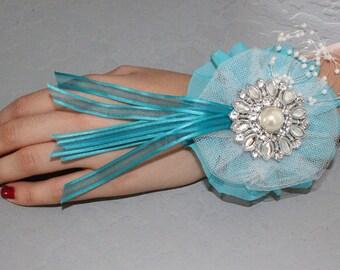 Wedding Wristlet