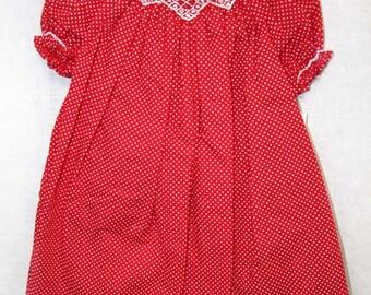 First Christmas Dress | Christmas Dress Baby Girl | Baby Christmas Outfit Girl | Christmas Dress for Baby Girl | 1st Christmas 412413 -CC019