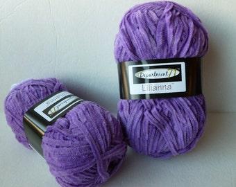 Yarn Sale  -  Plum Lilianna by Department 71