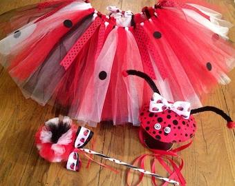 Ladybug Costume Set
