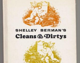 Shelley Berman Humous Book Cleans & Dirtys