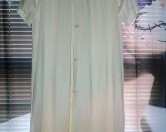 Nancy King Gown & Robe set Vintage