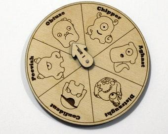 I am... Feel Wheel Magnet