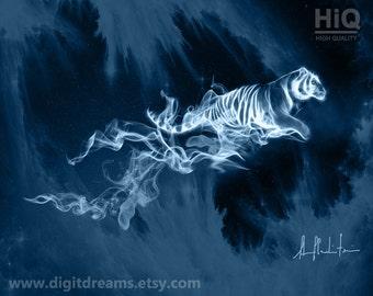 S003: Chinese zodiac - Tiger