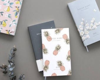 2018 PLANNER | Monthly Planner | Yearly Planner | Weekly Planner | Free Note | Pineapple Planner | Calendar 2018 | Diary 2018 | Journal 2018