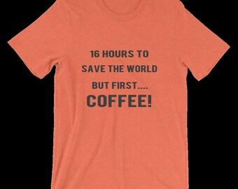 Coffee Lover's Gift, Coffee Shirt, Coffee Tshirt, Coffee Gift, Coffee Yoga, Coffee Shirt Women, Coffee Mom Tshirts, Coffee Gifts For Men