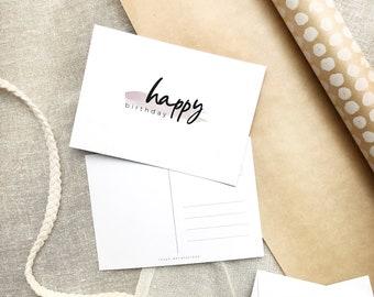 Postcard | Happy Birthday