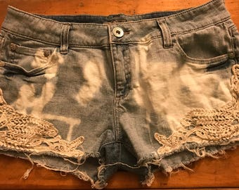 Repurposed Shorts (size 12)