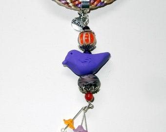 "Jolly Junco - Little Birds ""Spirit"" Necklace"