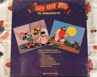 90's Disney Cel Animation Kit
