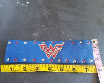 Wonder Woman long bookmark