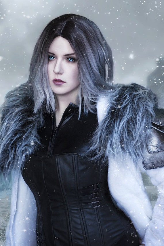 Selene Underworld Blood Wars Cosplay Costume; Including Coat