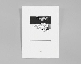 Plantur 39 — Art Print | Artwork | Poster Series | Fine-Arts Exclusive print, Limited
