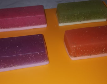 Exfoliating Shea Butter Soap