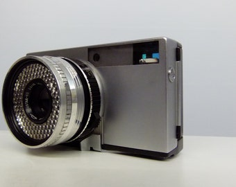 Zorki-10 -Vintage Russian 35mm Camera With Industar-63 45mm Lens - 1960s - Retro