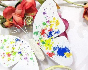 Butterfly Embellishments Bohemian