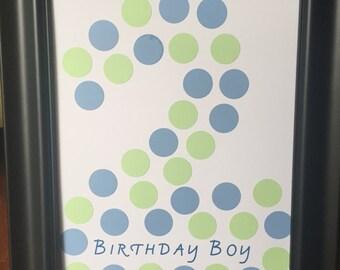 2nd Birthday Boy Guest List