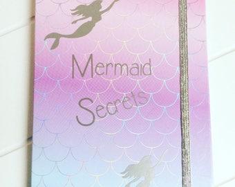 Dolly's Handmade Notebooks - Mermaid Secrets
