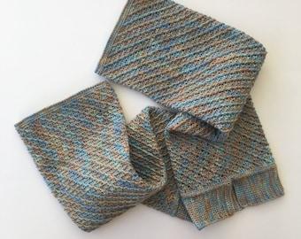 Crocheted Legwarmers - PDF pattern