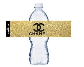chanel wasserflasche