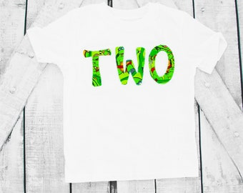 Ninja Turtles Second Birthday Shirt two Ninja Turtles  birthday shirt themed birthday shirt 2 year old shirt you can add parent shirts
