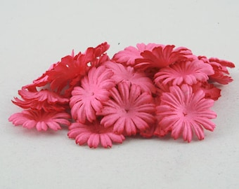 Cerise Mulberry Paper Mulberry Paper Blooms Pbc007