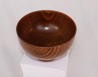 Mahogany Rice Bowl