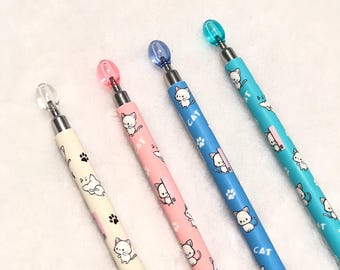 Kawaii Pencil // Cat Pencil