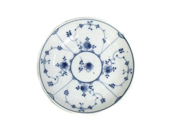 18th Century Limbach Porcelain Saucer
