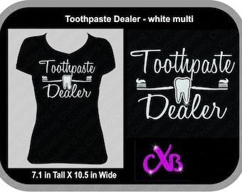 Toothpaste Dealer.  AP24. Nuskin Distributors - Bling Tees just for YOU!