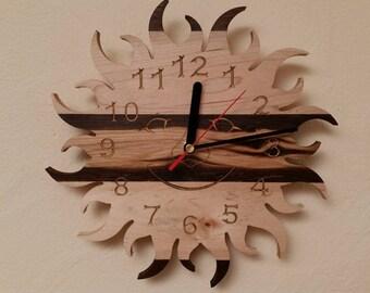 Sundial Maple Black-oak