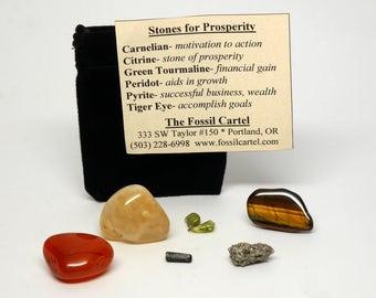 Stones For Prosperity