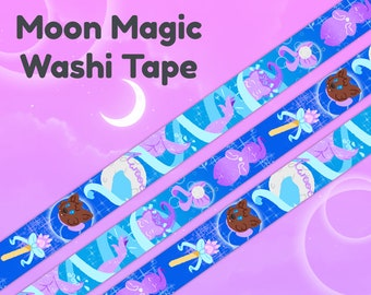 Moon Magic Washi Tape - PRE-ORDER