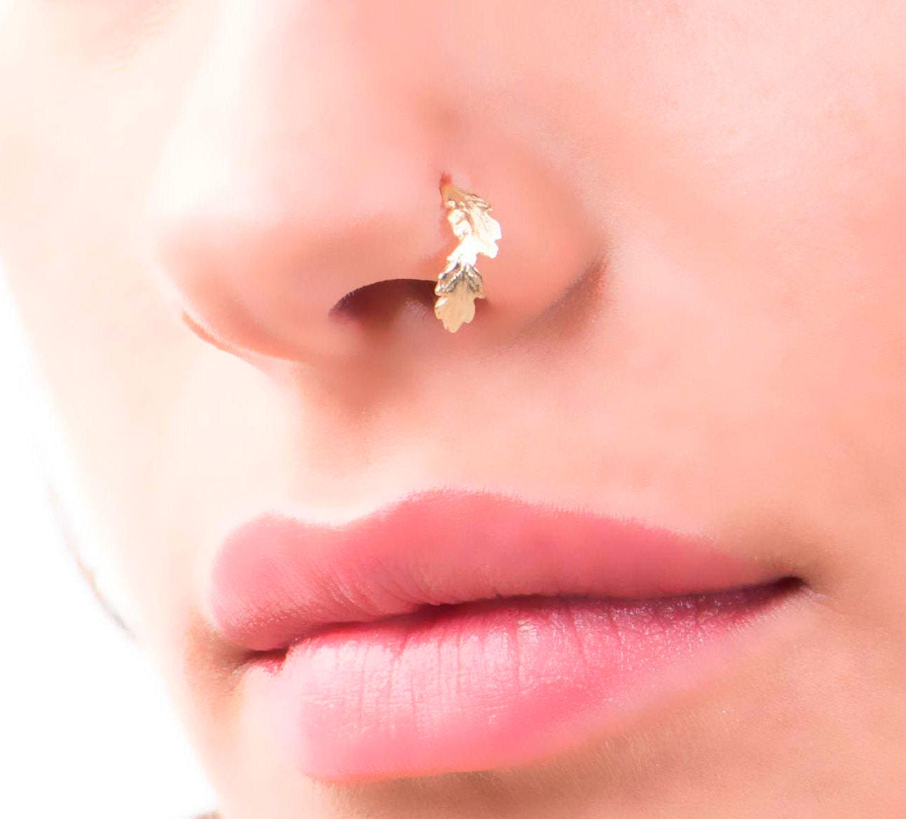 Unique Nose Ring Nose Ring Nose Piercing Nose Stud Indian